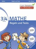 Mathe 3./4. Klasse, Regeln und Tests (Mängelexemplar)