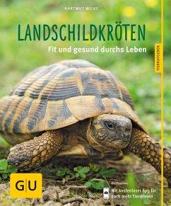 Landschildkröten (eBook, ePUB) - Wilke, Hartmut