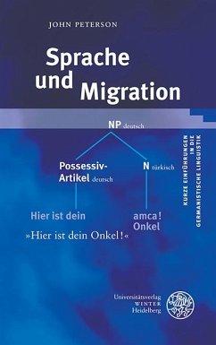 Sprache und Migration - Peterson, John