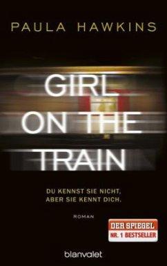 Girl on the Train - Hawkins, Paula