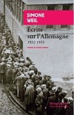 Ecrits sur l'Allemagne 1932-1933
