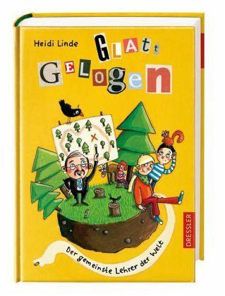Buch-Reihe Glatt gelogen von Heidi Linde