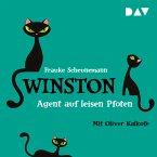 Agent auf leisen Pfoten / Winston Bd.2 (MP3-Download)