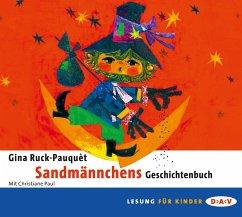 Sandmännchens Geschichtenbuch (MP3-Download) - Ruck-Pauquèt, Gina