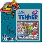 Jan Tenner Classics - Krieg der Planeten (MP3-Download)