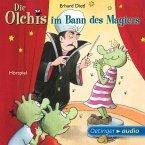 Die Olchis im Bann des Magiers / Die Olchis-Kinderroman Bd.6 (MP3-Download)