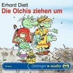 Die Olchis ziehen um (MP3-Download)