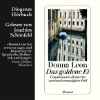Das goldene Ei / Commissario Brunetti Bd.22 (MP3-Download)