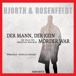 Der Mann, der kein Mörder war / Sebastian Bergman Bd.1 (MP3-Download) - Hjorth, Michael; Rosenfeldt, Hans