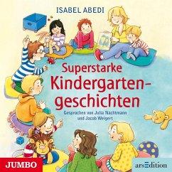 Superstarke Kindergarten-Geschichten (MP3-Download)