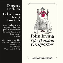 Die Pension Grillparzer (MP3-Download) - Irving, John