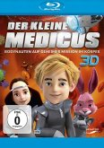Der kleine Medicus - Bodynauten auf geheimer Mission im Körper (Blu-ray 3D)