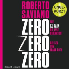 ZeroZeroZero (MP3-Download) - Saviano, Roberto