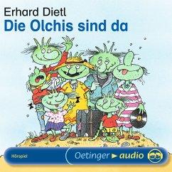 Die Olchis sind da (MP3-Download) - Dietl, Erhard