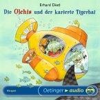 Die Olchis und der karierte Tigerhai (MP3-Download)