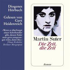 Die Zeit, die Zeit (MP3-Download) - Suter, Martin