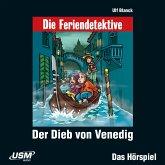 Die Feriendetektive - Der Dieb von Venedig (MP3-Download)