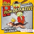 Im Einsatz der Königin / Olchi-Detektive Bd.4 (MP3-Download)