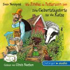 Wie Findus zu Pettersson kam / Eine Geburtstagstorte für die Katze (MP3-Download)