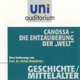 """Canossa - Die Entzauberung der """"Welt"""" (MP3-Download)"""