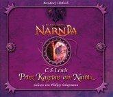Der Prinz von Kaspian / Die Chroniken von Narnia Bd.4 (MP3-Download)