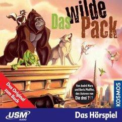 Das wilde Pack / Das wilde Pack Bd.1 (MP3-Download)