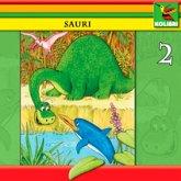 Sauri 02 - Sauri und seine Freunde (MP3-Download)