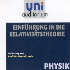 Einführung in die Relativitätstheorie (MP3-Download) - Lesch, Harald