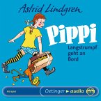 Pippi Langstrumpf geht an Bord (MP3-Download)