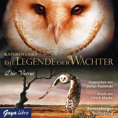 Der Verrat / Die Legende der Wächter Bd.7 (MP3-Download) - Lasky, Kathryn