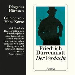 Der Verdacht (MP3-Download) - Dürrenmatt, Friedrich