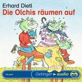 Die Olchis räumen auf (MP3-Download)