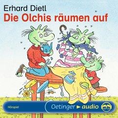 Die Olchis räumen auf (MP3-Download) - Dietl, Erhard