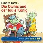 Die Olchis und der faule König (MP3-Download)