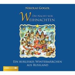 Die Nacht vor Weihnachten (MP3-Download) - Gogol, Nicolai