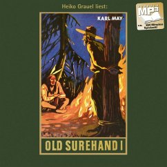 Old Surehand. Erster Band (MP3-Download) - May, Karl