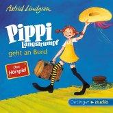 Pippi Langstrumpf geht an Bord - Das Hörspiel (MP3-Download)
