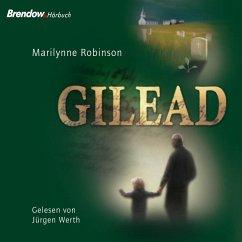 Gilead (MP3-Download) - Robinson, Marilynne