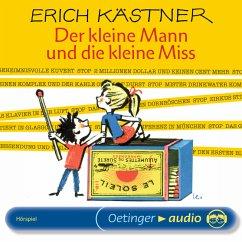 Der kleine Mann und die kleine Miss (MP3-Download) - Kästner, Erich