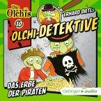 Das Erbe der Piraten / Olchi-Detektive Bd.10 (MP3-Download)