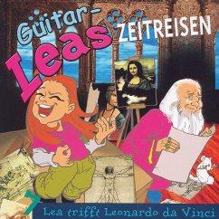 Guitar-Leas Zeitreisen - Teil 7: Lea trifft Leonardo da Vinci (MP3-Download) - Laube, Step
