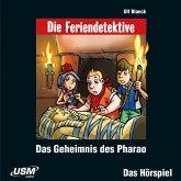 Die Feriendetektive - Das Geheimnis des Pharao (MP3-Download)