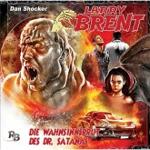 Larry Brent 3 - Die Wahnsinnsbrut des Dr. Satanas (MP3-Download)