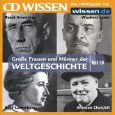 CD WISSEN - Große Frauen und Männer der Weltgeschichte: Teil 19 (MP3-Download)