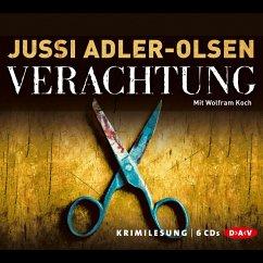 Verachtung / Carl Mørck. Sonderdezernat Q Bd.4 (MP3-Download) - Adler-Olsen, Jussi