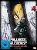 Fullmetal Alchemist - Brotherhood - Vol. 4 Episoden 25-32 - 2 Disc DVD