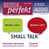 Deutsch lernen Audio - Small Talk (MP3-Download)