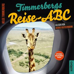Timmerbergs Reise-ABC (MP3-Download) - Timmerberg, Helge