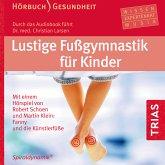 Lustige Fußgymnastik für Kinder (MP3-Download)