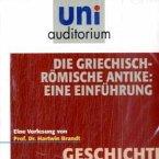 Die griechisch-römische Antike: Eine Einführung (MP3-Download)
